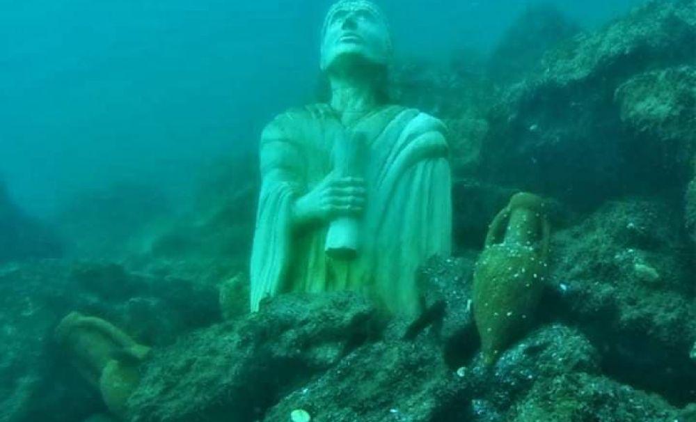 Primul muzeu subacvatic din România se va deschide vara viitoare, la Constanţa