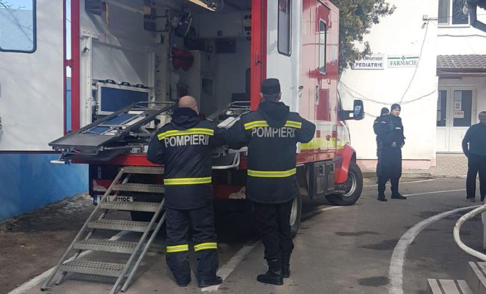 26 de elevi din Dolj. intoxicaţi la şcoală