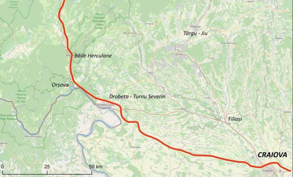 A demarat licitația pentru drumul de mare viteză CRAIOVA-LUGOJ! Președintele PNL Dolj a anunțat un nou angajament onorat de Guvernul Cîțu