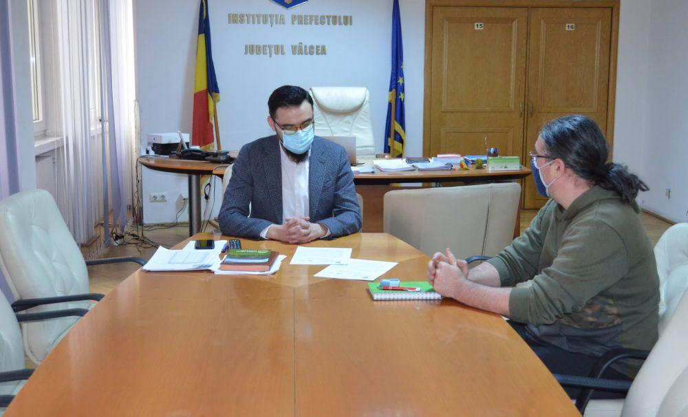 A fost semnat proiectul geoparcului - Oltenia de sub Munte