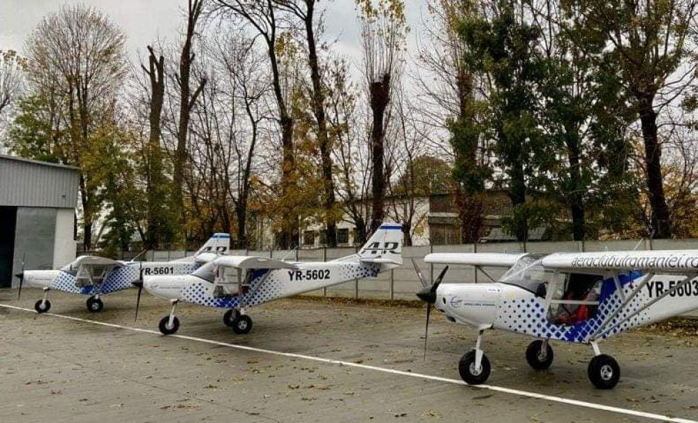 Aeroclubul G.V Bibescu Craiova organizează cursuri pentru viitorii piloţi
