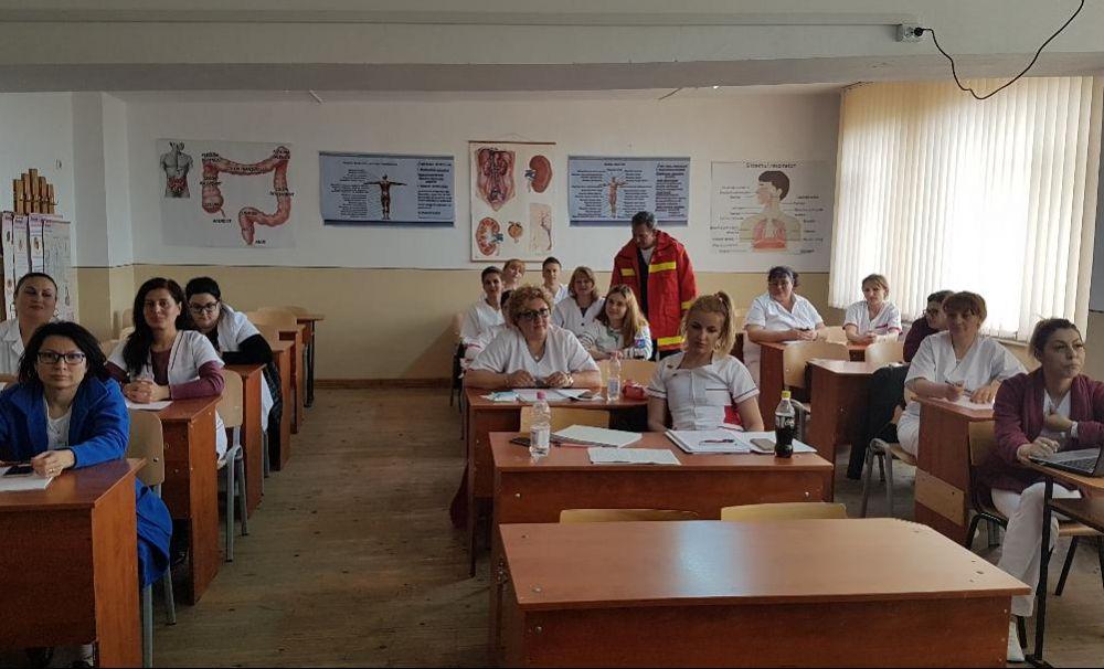 Asistent medical generalist - o specializare la care te poți înscrie la Școala Postliceală Sanitară SAN-ECO-MED Craiova
