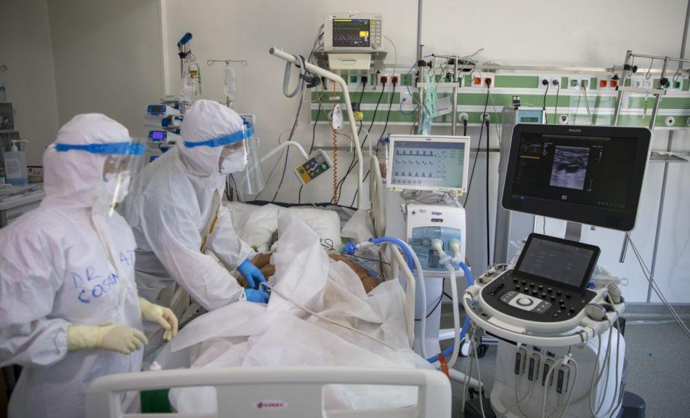 Bilanț sumbru marți 12 octombrie; 17.000 de cazuri noi de COVID-19 și 442 de decese în ultimele 24 de ore