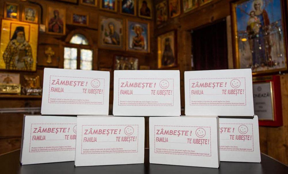 Campanie umanitară inedită!   Un preot din Caracal strânge cadouri pentru copii internaţi în spital