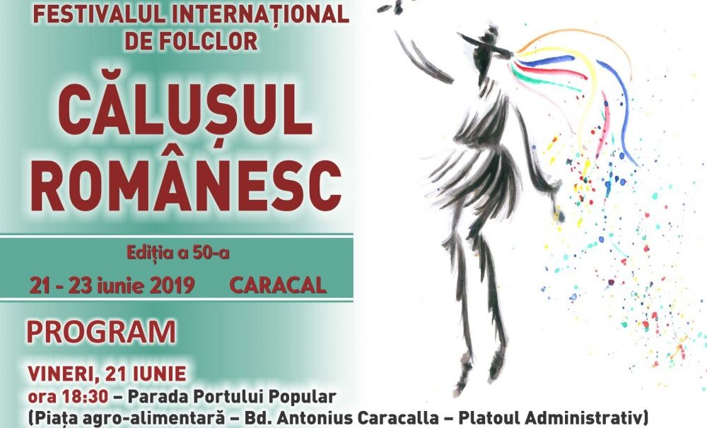 Caracal, capitala căluşului românesc