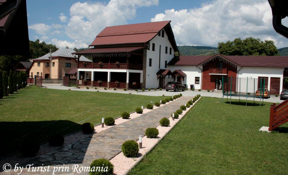 Casa Belvedere Pietrosu - un loc de poveste la poalele Pietrosului Rodnei