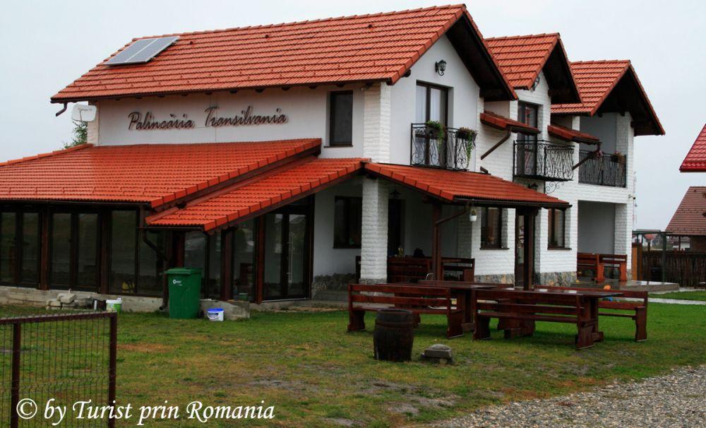 Casa pălincii, Pălincăria Transilvania din Râșnov