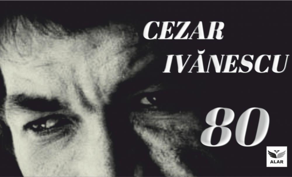 Cezar Ivănescu – 80, un serial online marca ALAR