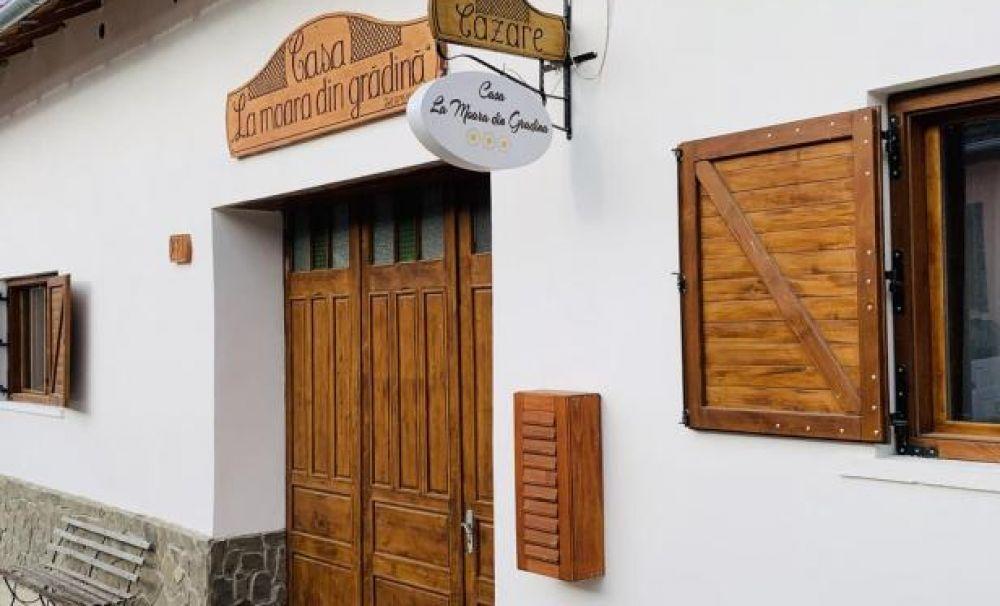 Complexul mulinologoc Rudăria - Casa La Moara din Grădină