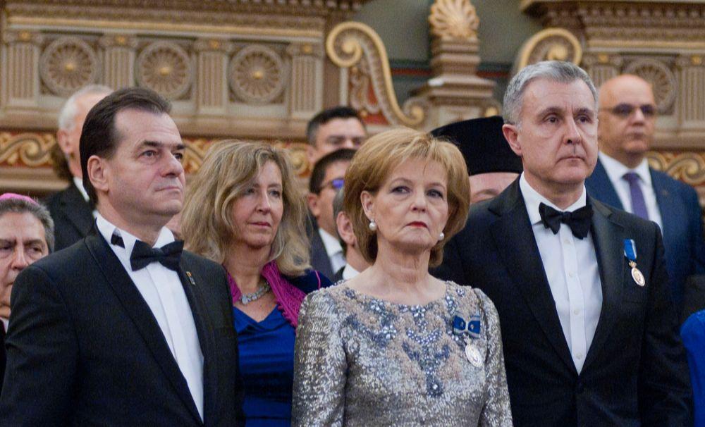 Concert de gală la Ateneu pentru sărbătorirea a treizeci de ani de la întoarcerea Familiei Regale în țară