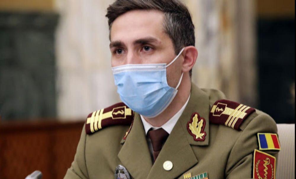 Cordonatorul campaniei de vaccinare, Valeriu Gheorghiță, contrat de ministrul Vlad Voiculescu