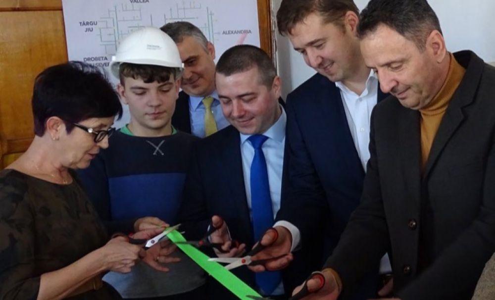 Daniel Cîrjan, sprijin pentru creșterea numărului de specialiști în domeniul energetic
