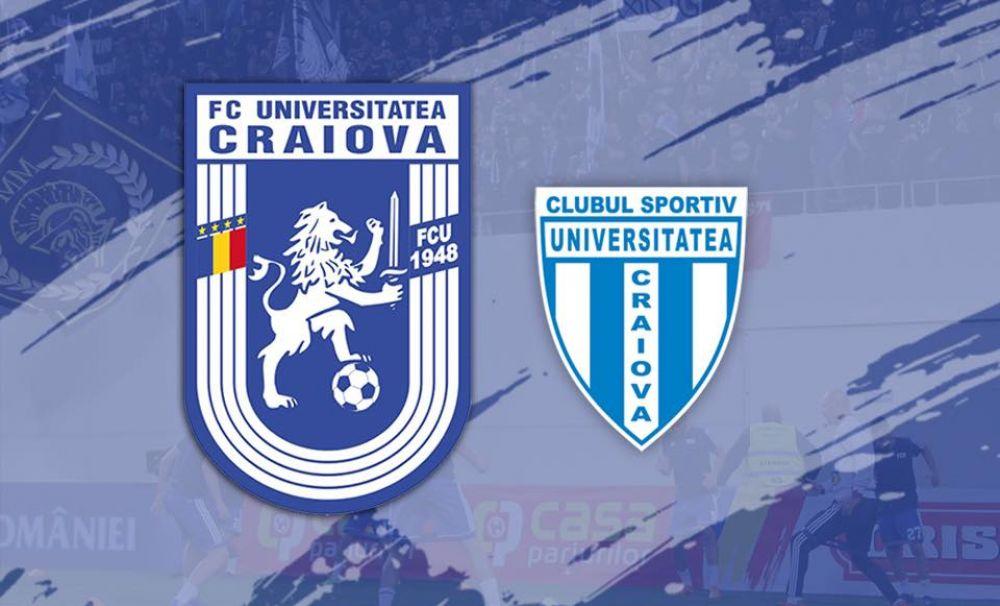 DERBY! FC Universitatea Craiova eSports vs clona csu în semi-finalele cupei României din campionatul virtual