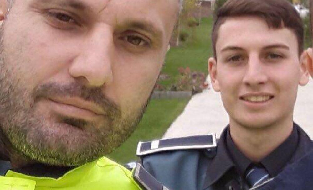 Doi poliţişti din Vâlcea, eroii zilei