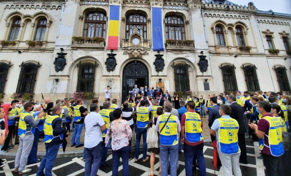 Doljul va deveni liberal! Giugea și Gîdăr, tandem pentru Primăria Craiova și CJ Dolj. LISTELE candidaților pentru CL Craiova și CJ Dolj
