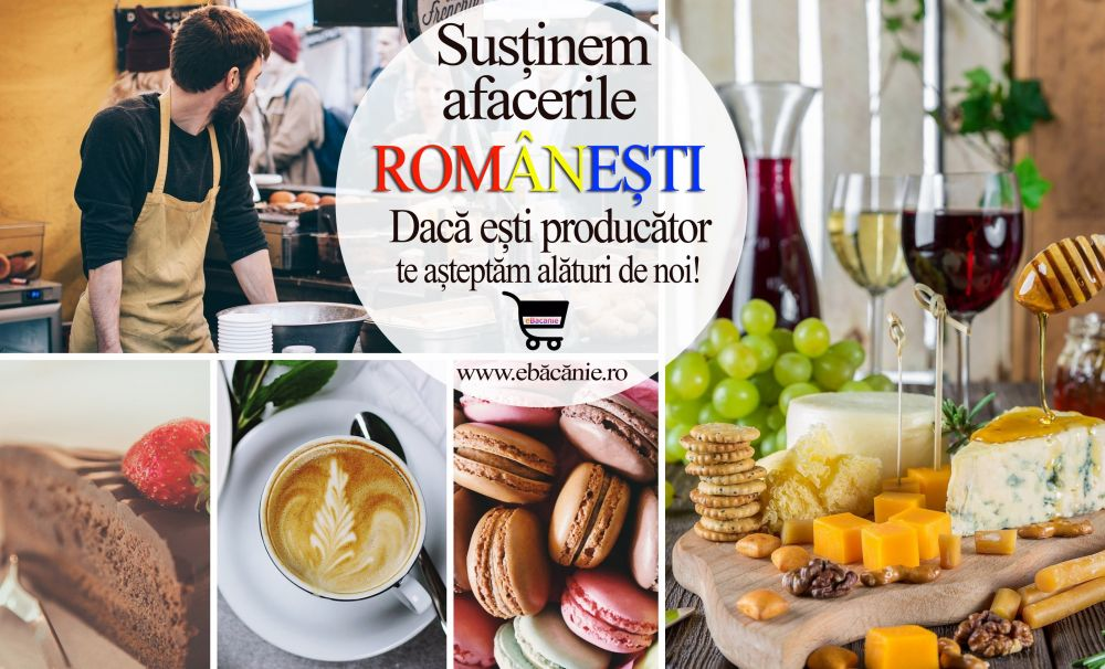 eBăcănie.ro - prima platfomă de marketplace online dedicată antreprenorilor din sectorul agro-alimentar din Oltenia