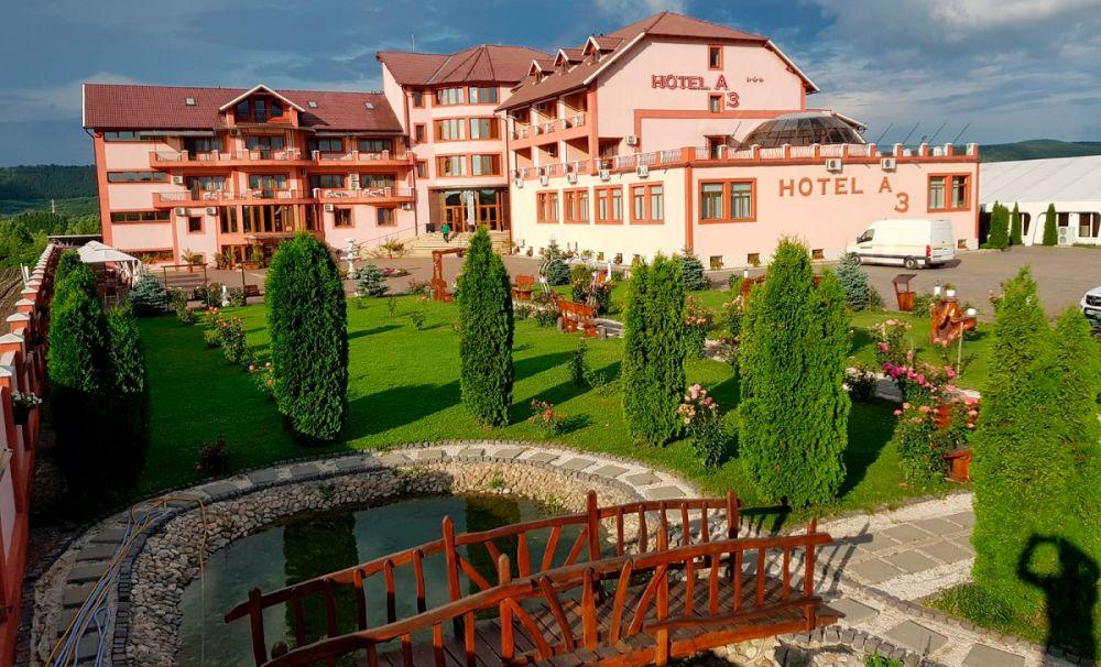 Evenimente, turism, eleganta? Un răspuns cert, Hotel A3, Luna, județul Cluj