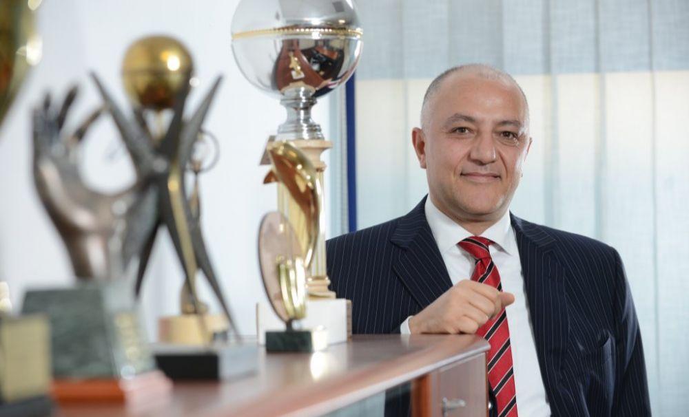 Excelența în afaceri: Nawaf Salameh, președintele Alexandrion Group, premiat la Total Business – Global Business Awards 2019