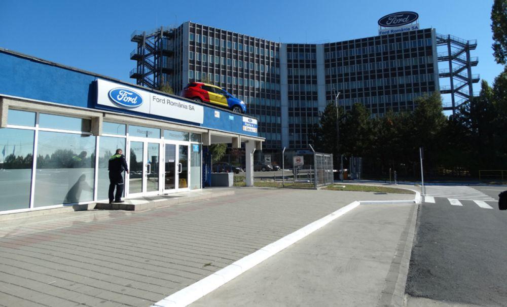 Fabrica Ford îşi suspendă activitatea până pe 9 martie