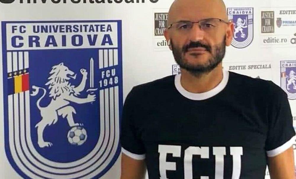 FC Universitatea Craiova va avea arenă proprie. Mititelu a spus cum va arăta stadionul