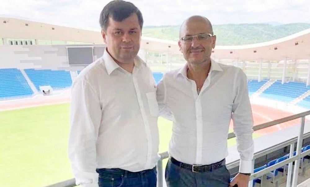 FC Universitatea Craiova va juca pe noul stadion din Tg. Jiu. Primarul Romanescu: Sperăm să fim o gazdă cât mai bună