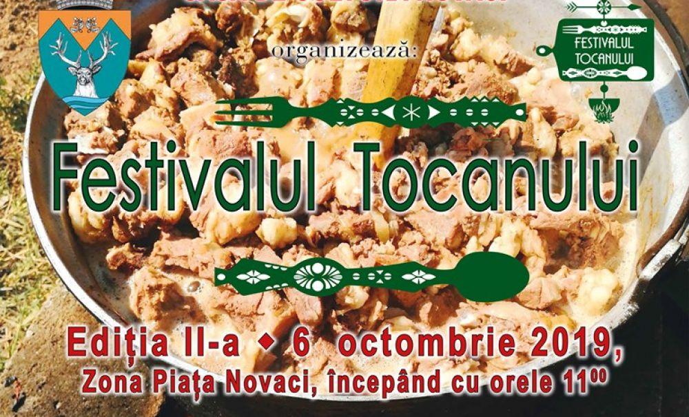 Festivalul Tocanului se va desfăşura, pe 6 octombrie, la Novaci, în Gorj