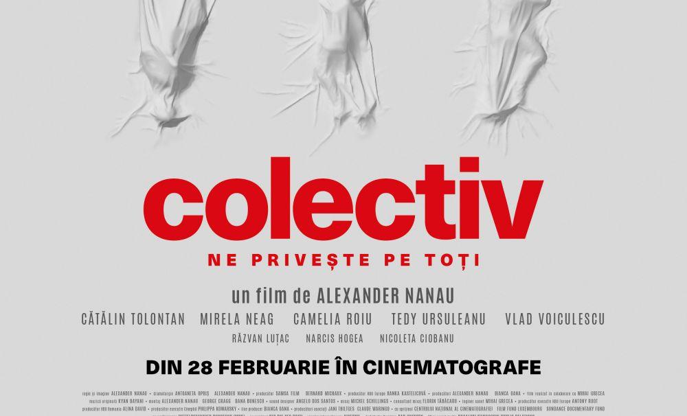 """Filmul """"colectiv"""", în avanpremieră la Craiova"""