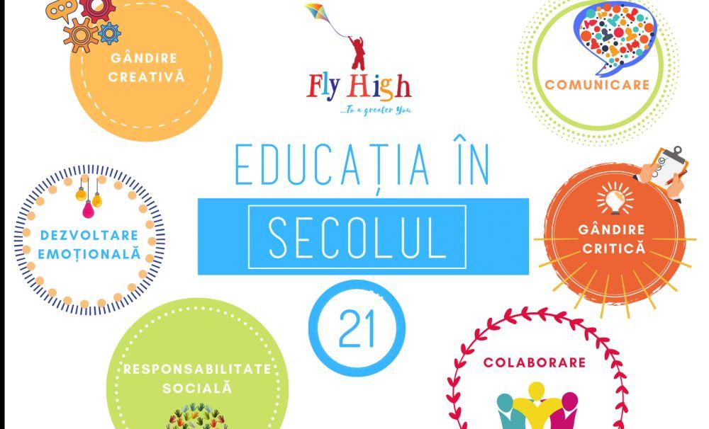 Fly High - Contexte de educație relevantă pentru copilul tău