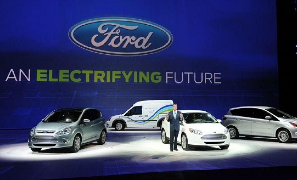 Ford va investi 300 de milioane de dolari la Craiova pentru a produce primul vehicul complet electric