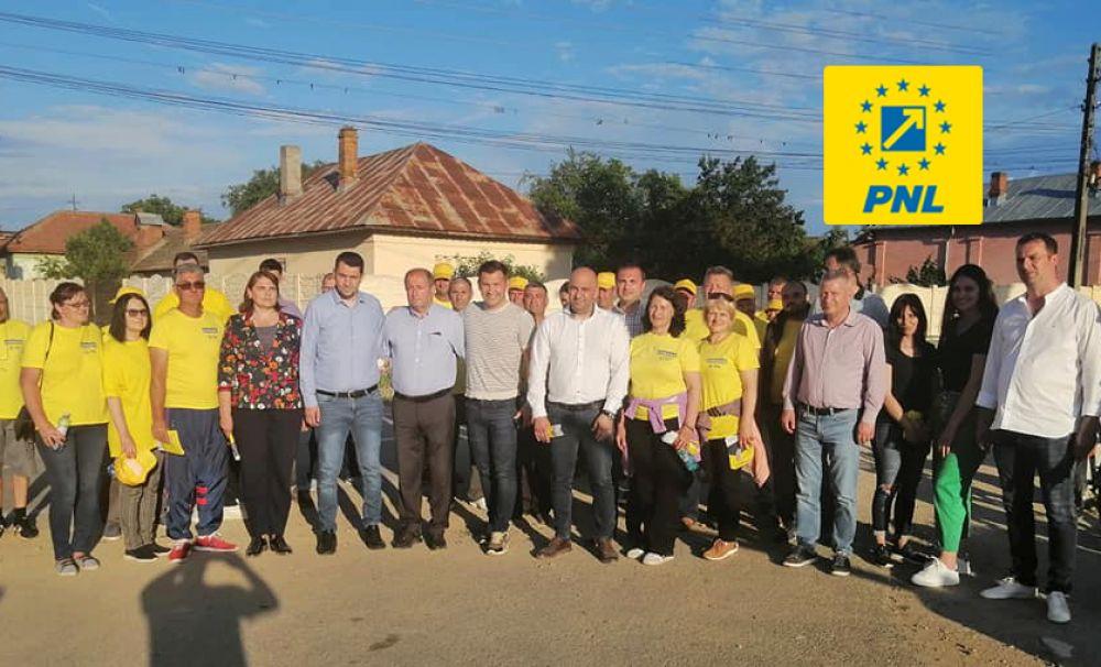 Gheorghe CIOBOATĂ (PNL): Candidez pentru Primăria Ostroveni ca să fiu în slujba concetățenilor mei