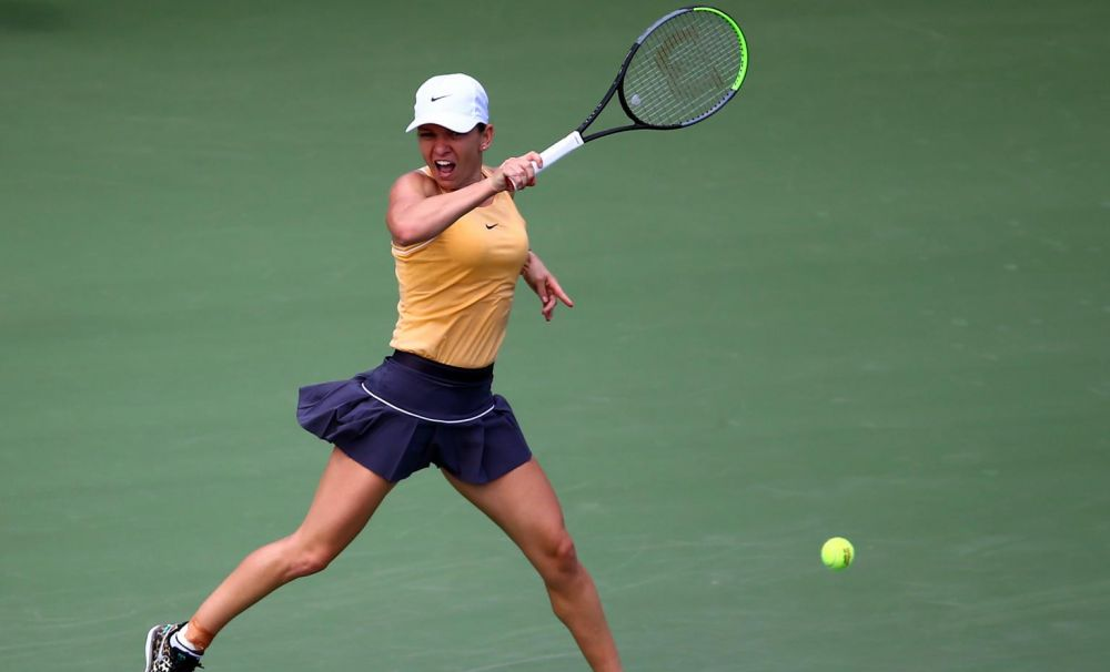 Ghinion teribil pentru Simona Halep în sferturile de finală la Toronto