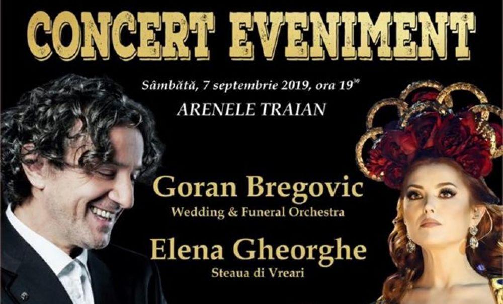 Goran Bregovic, concert de excepţie la Vâlcea
