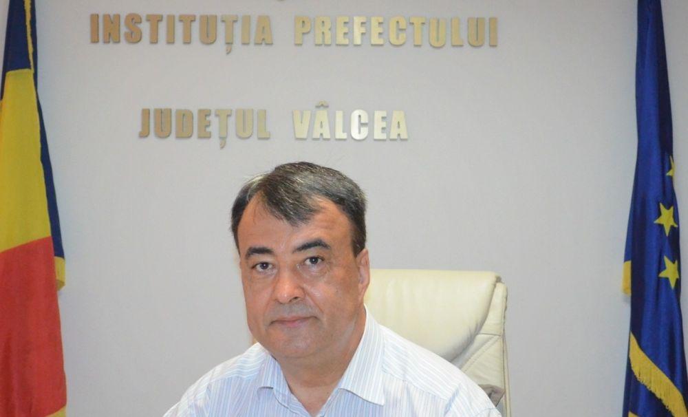Guvernul Orban a schimbat prefecţii din Olt şi Vâlcea şi subprefectul din Dolj