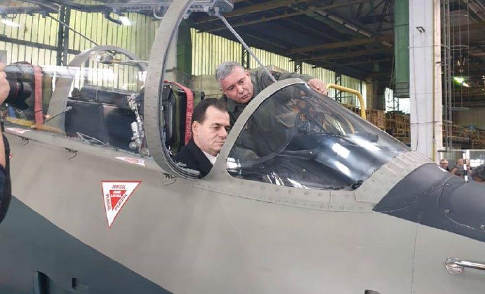 Guvernul Orban dă aripi Fabricii de Avioane Craiova. 100 de milioane de euro pentru modernizarea IAR 99 Șoim