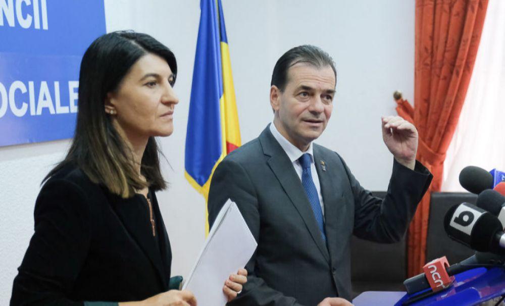 Guvernul Orban, sprijin concret pentru păstrarea locurilor de muncă. 41,5 la sută din salariul de bază pentru cei care păstrează angajații
