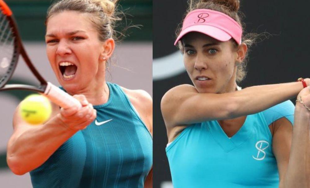 Halep și Buzărnescu, duel în turul II la Wimbledon