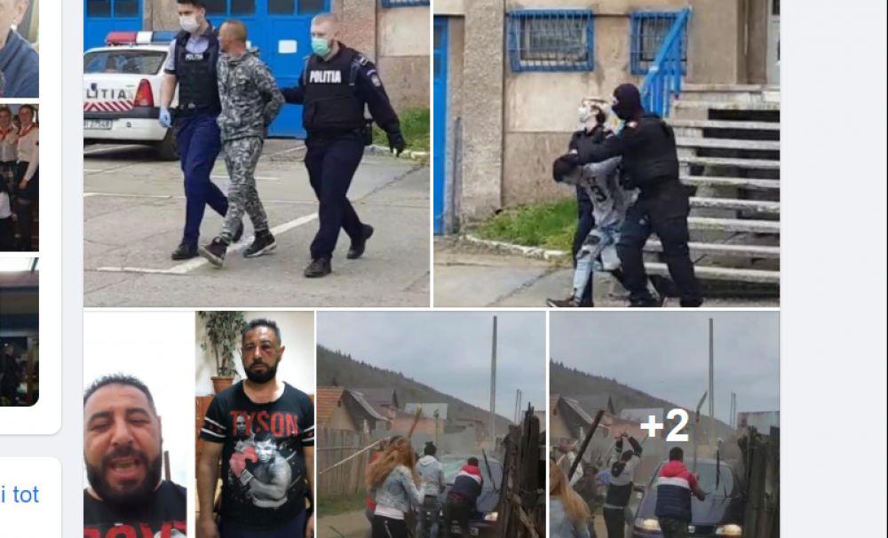 Interlopii au lovit polițiști. Berbeceanu le răspunde: Vom fi intransigenți cu derbedeii!