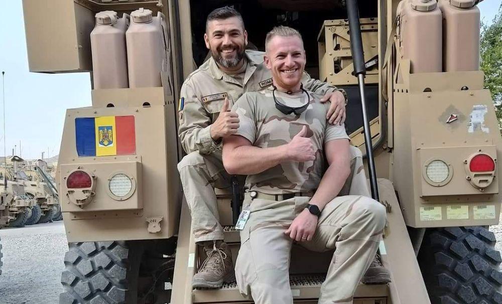 Întorși cu bine din Afganistan!