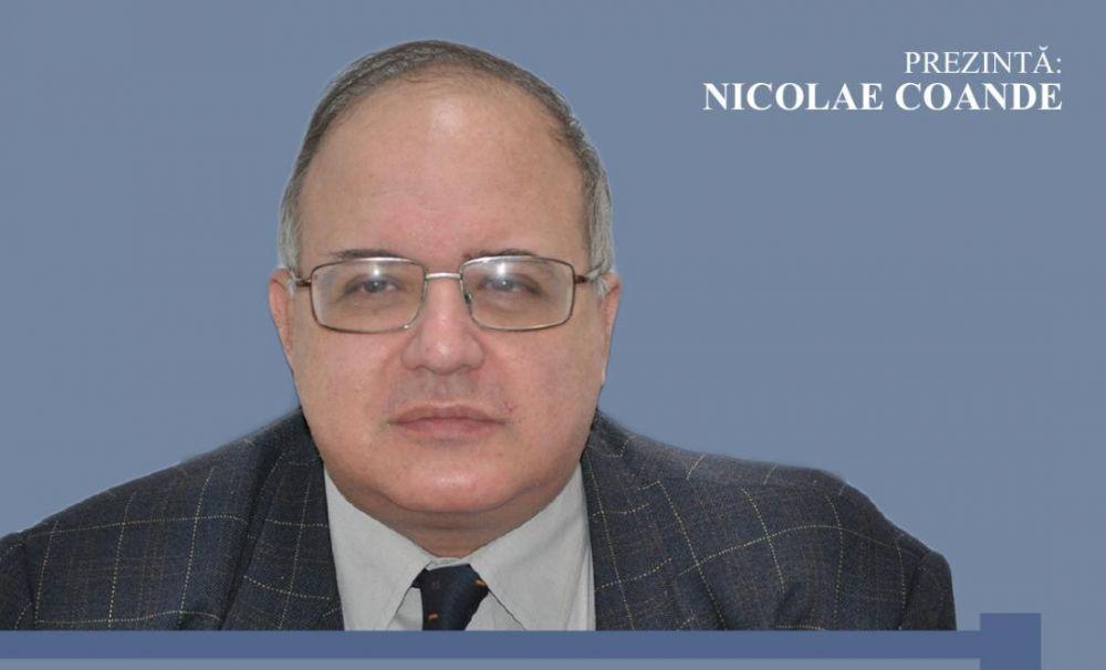 Istoricul Bogdan Murgescu vine la Întâlnirile SpectActor organizate de Teatrul Național din Craiova