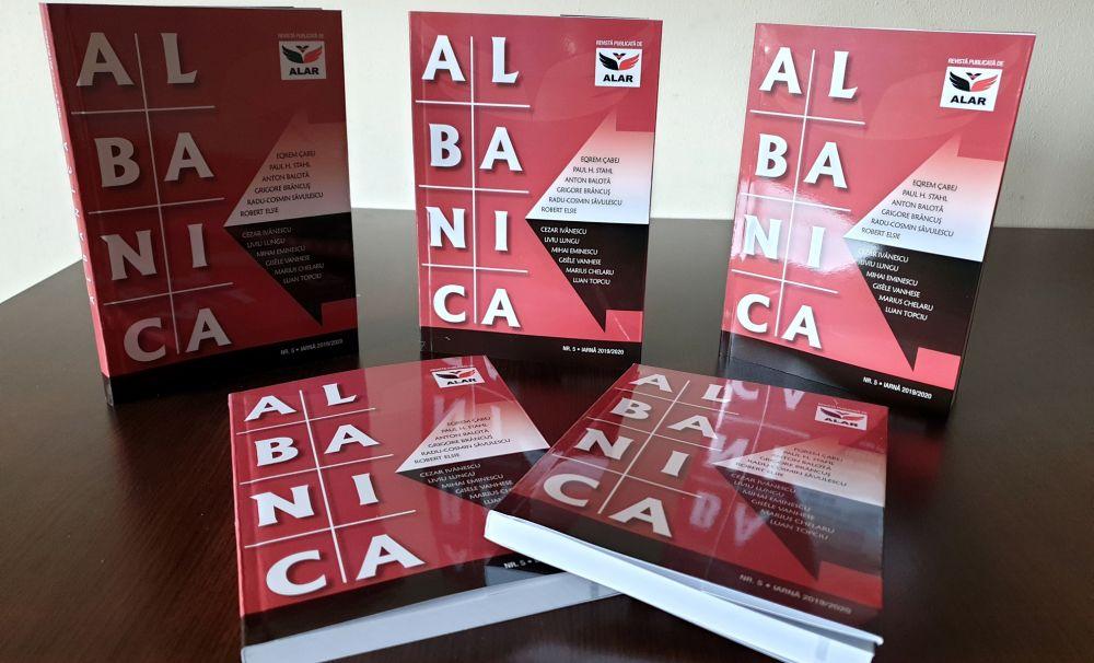 Liga Albanezilor a publicat numărul 5 al revistei Albanica