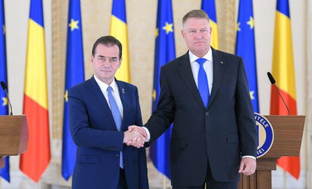 Ludovic Orban: Președintele României și cu mine am hotărât să declanșăm alegeri anticipate
