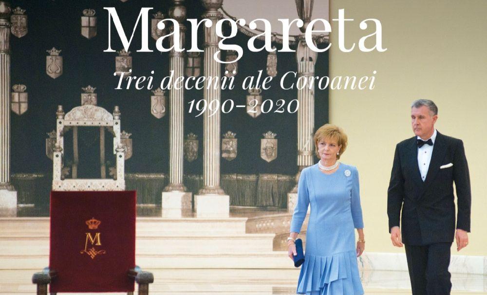 Margareta. Trei decenii ale Coroanei - volum aniversar dedicat Majestății Sale la 30 de ani de la sosirea în România