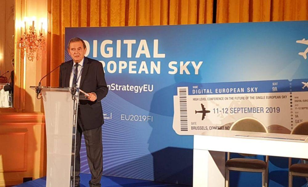 Marian Jean Marinescu: Cerul Unic European este un proiect la care muncesc de 12 ani