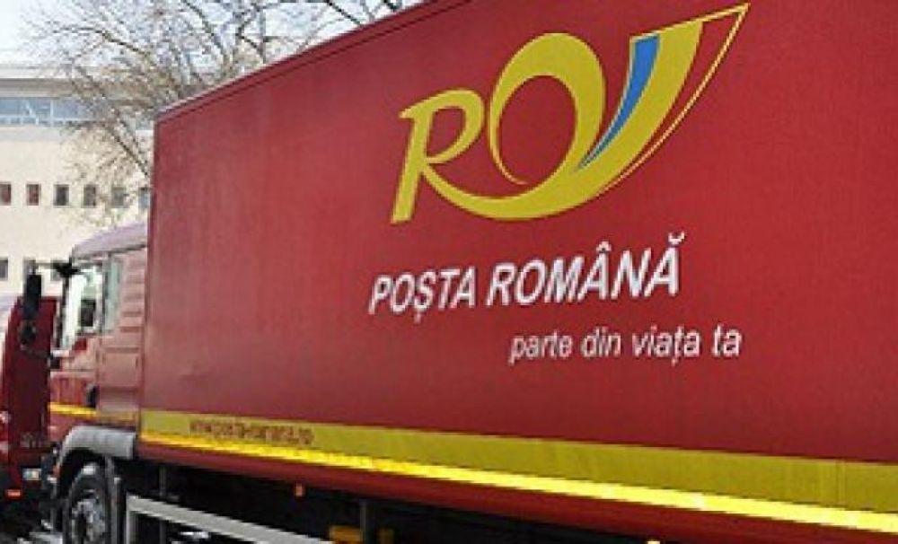 Maşina Poştei din Balş a fost jefuită