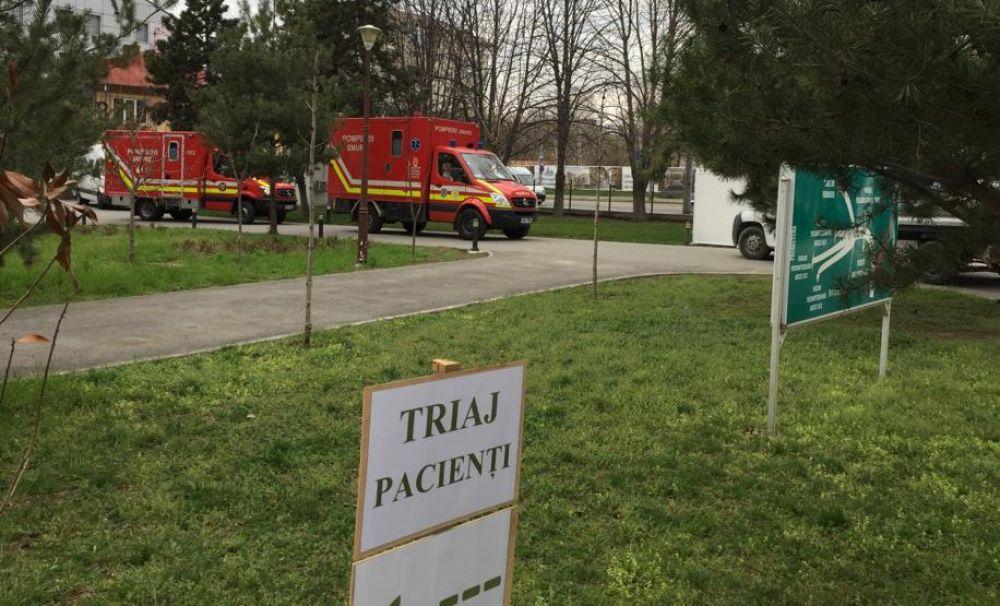 Medicii de la ATI Turceni, detaşaţi la Craiova