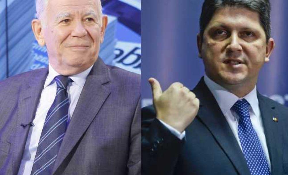 Meleșcanu a demisionat la ordinul PSD de la conducerea Senatului