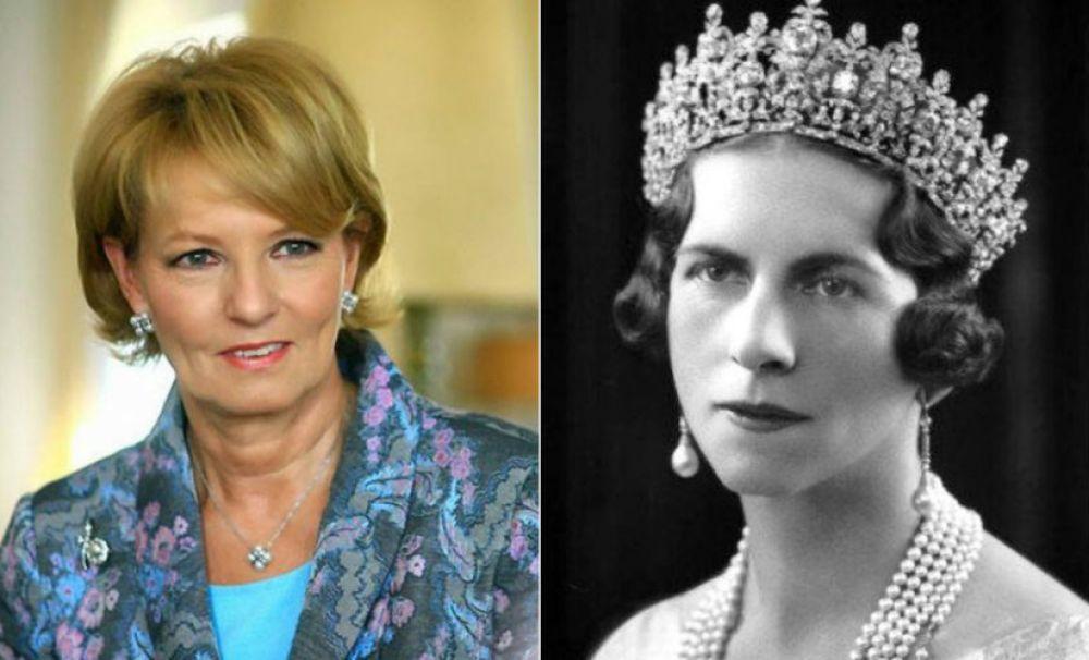 Mesajul Majestății Sale adresat românilor la repatrierea Reginei Elena:  Regina-Mamă revine acasă victorioasă