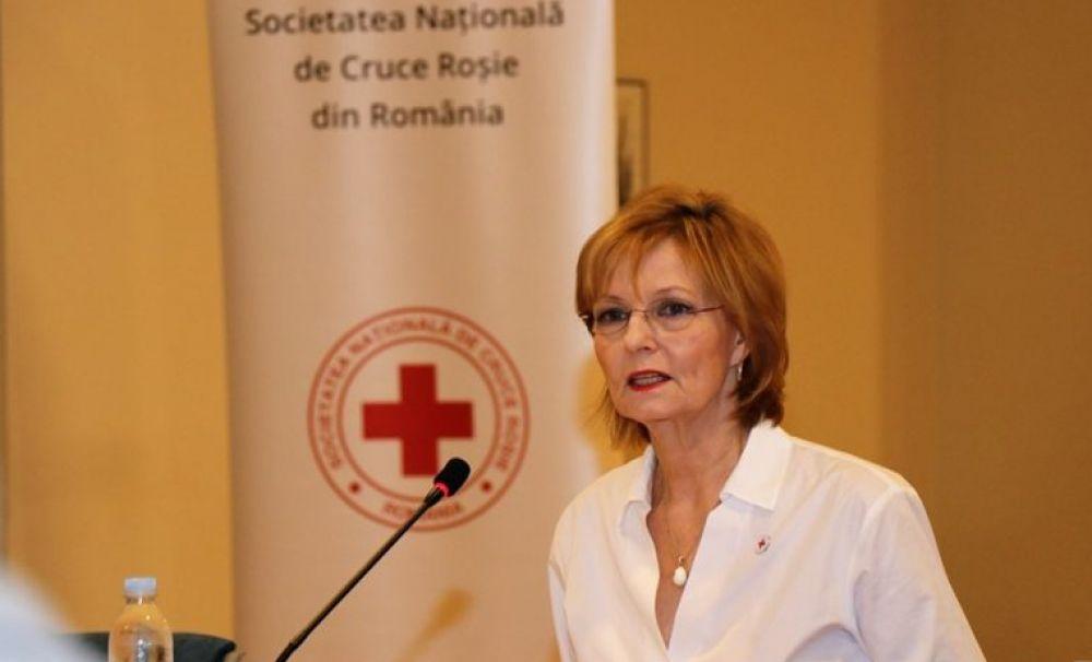 Mesajul MS Margareta, președintele Crucii Roșii, privitor la coronavirus: Un milion de măști vor fi distribuite românilor