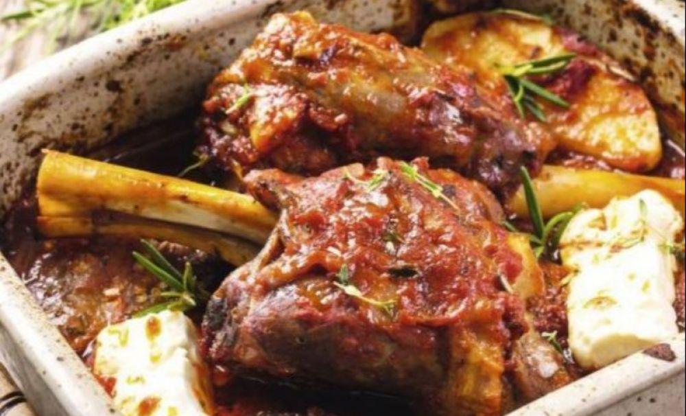 Miel cu sos de mentă, mâncarea tradițională din Cipru