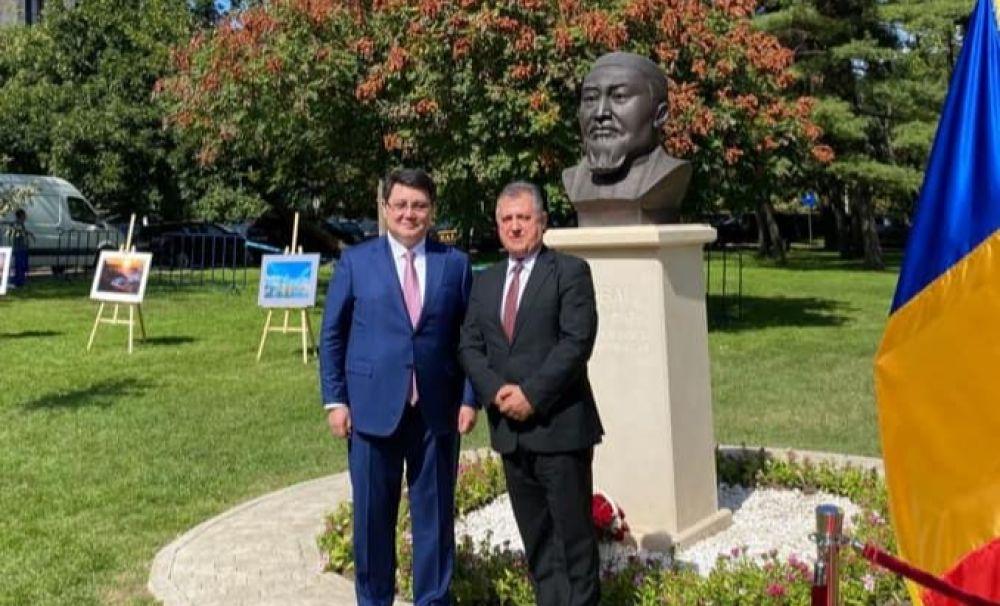 Mihai Firică: Mă bucur că am putut contribui la construirea unei punți culturale între România și Kazahstan!